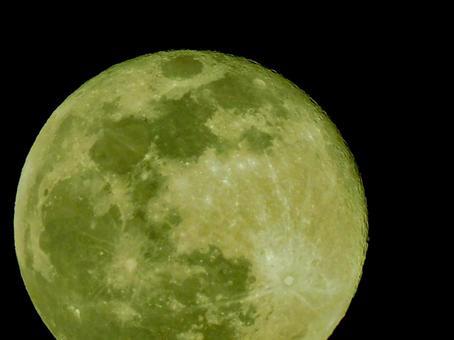 황금 보름달 2