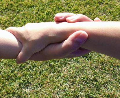 Hand link