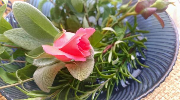 Rose breathing
