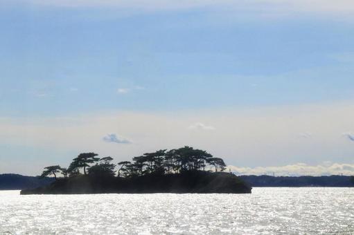 Matsushima travel scenery