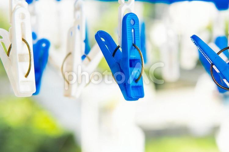 洗濯バサミの写真