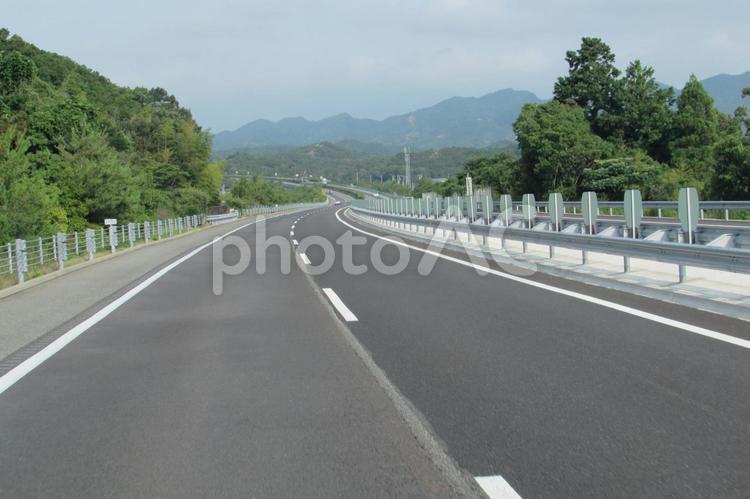 高速道路_高松道(高速道路)の写真