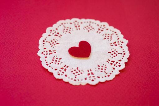Felt Heart_Valentine Material