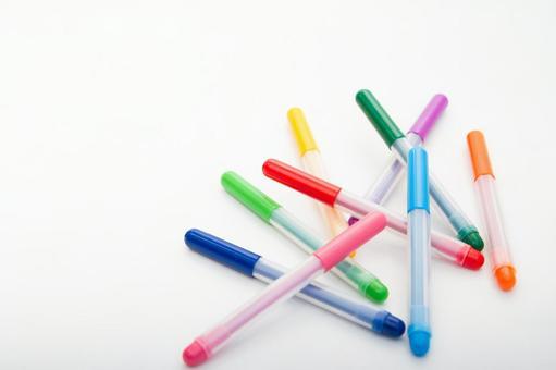 color pen