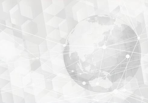 기술 글로벌 네트워크 - 화이트