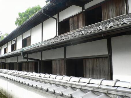 Yamauchi House Shimayasiki Nagaya