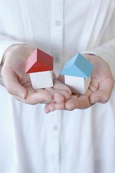 House's building blocks