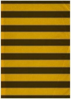 Grunge texture Border Brown x mustard