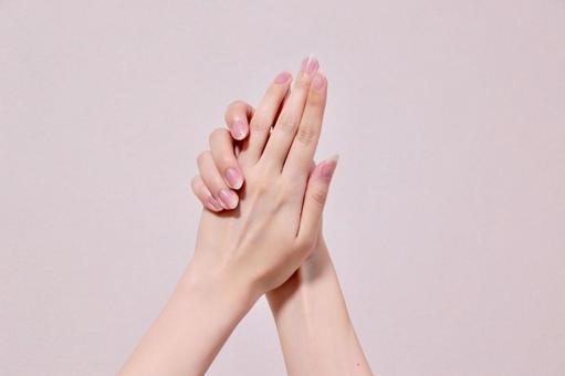 Female hand 001