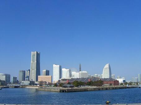Yokohama Port 001
