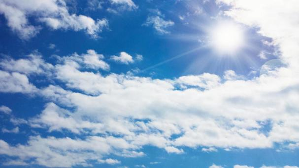Clear sky background 0625
