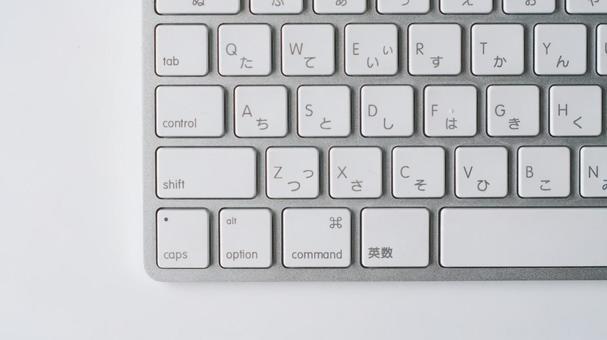 Keyboard image characters