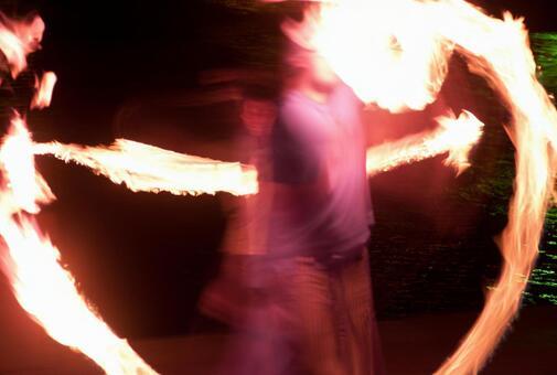 Fire dance 41