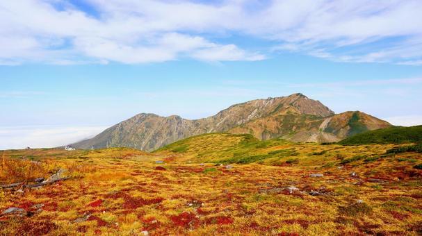 Northern Alps (Murodo)