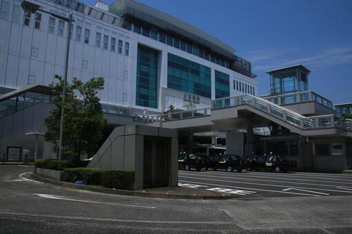 Odawara station building