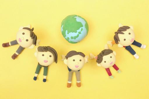 Earth and Friends 8