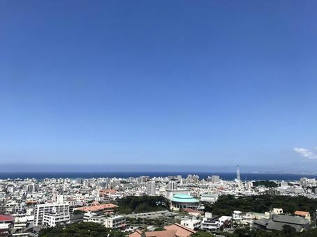 Scenery of Okinawa / Urasoe