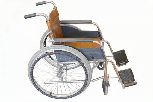 Wheelchair (with cutout path)