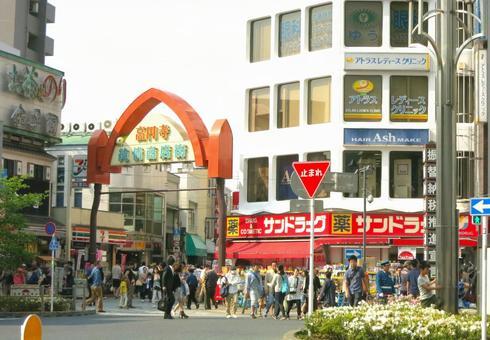 Koenji Junjyo shopping district