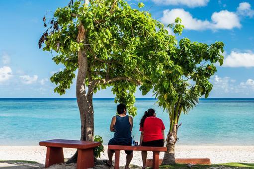 괌 타무 닝 지역 · 투몬 · 마타빤비찌