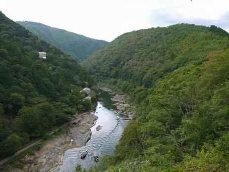 Arashiyama walk
