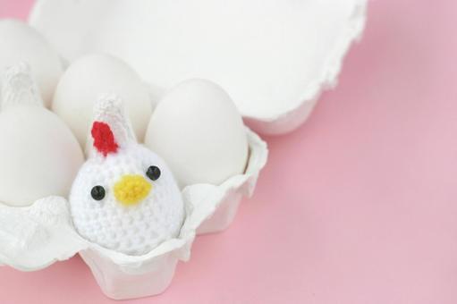 Egg Case Chicken 2