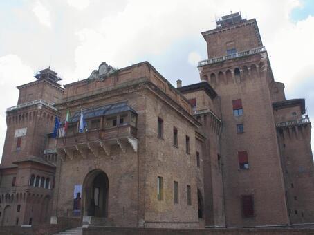 Portico City Hall 2 of Bologna, Italy 2