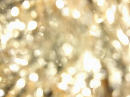 Glitter of silver / silver