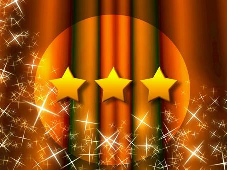 Image of three stars