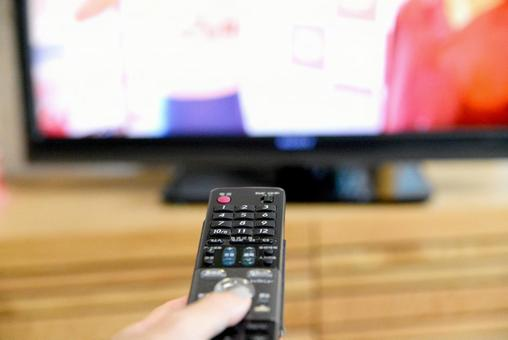 TV와 리모컨