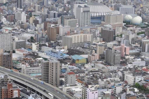 오사카시 거리