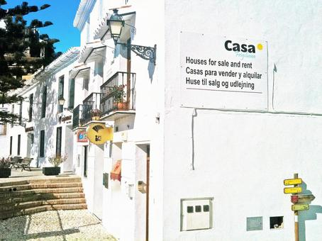 White village @ Spain Frigiliana 3