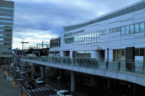 高崎站2號樓