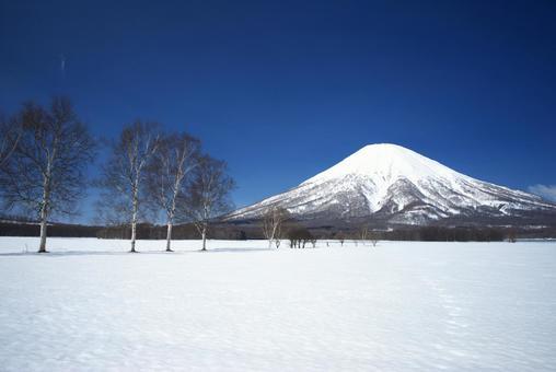 北海道的绝佳景观