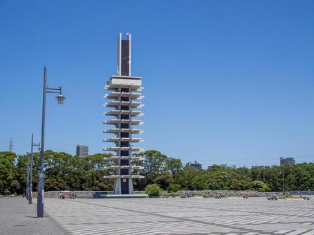Komazawa Olympic Park Memorial Tower