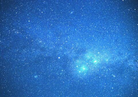 天空星星01
