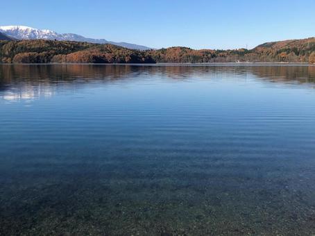 Lake transparency