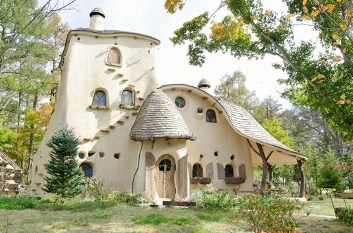 A fairy tale building 1