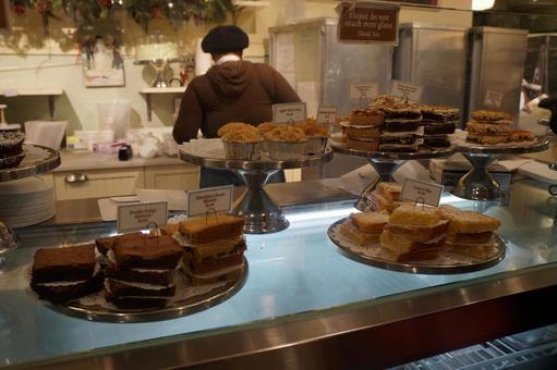 New York cake shop