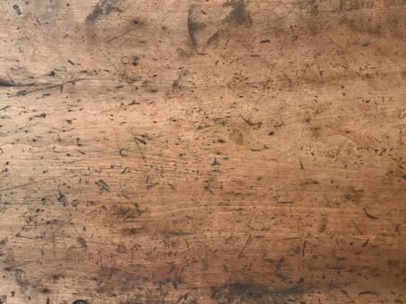 Wood grain material antique