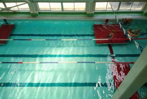 Image of children's swimming school