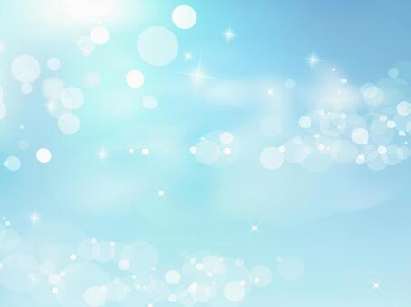 Glitter texture light blue