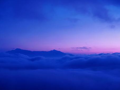 Unkai and Mt. Myoko