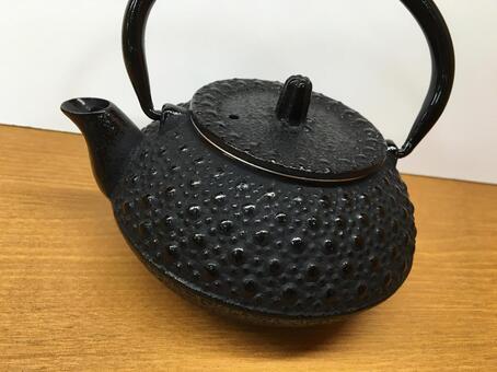Nanbu鐵器茶壺