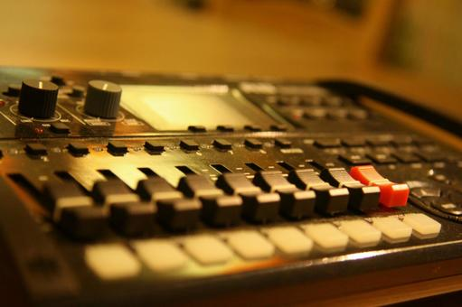 Music Equipment · Recording of Music