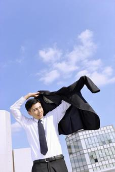 Japanese salaried worker 5