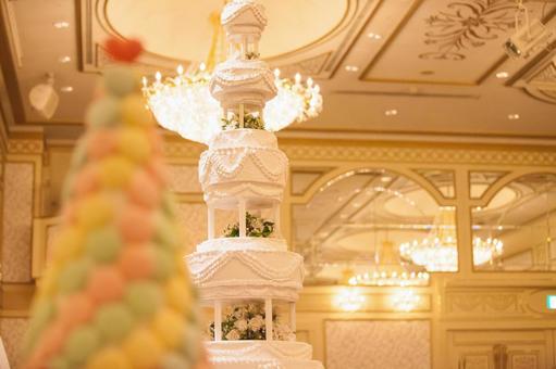 婚礼蛋糕2