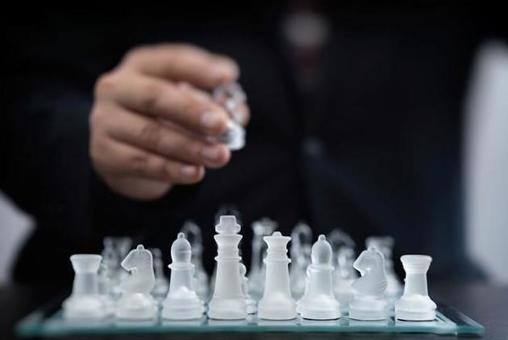 國際象棋經理的企業形象