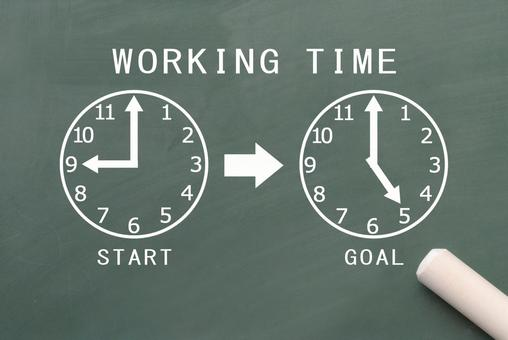 Image of working hours
