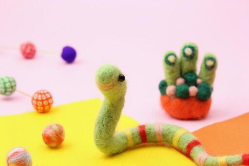 Green Snake and Kadoma